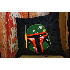 The Bounty Hunter Pillow