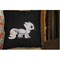 The Hippogriff Pillow