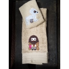 Game Keeper wash cloth set