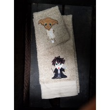 The House Elf wash cloth set
